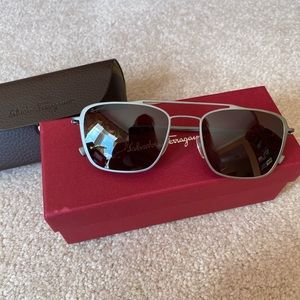 COPY - Ferragamo sunglasses new with tags style S…